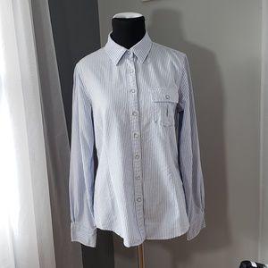 Brooks Brothers Red Fleece Flip Cuff Shirt Size 8